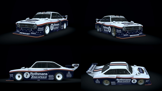 New liveries